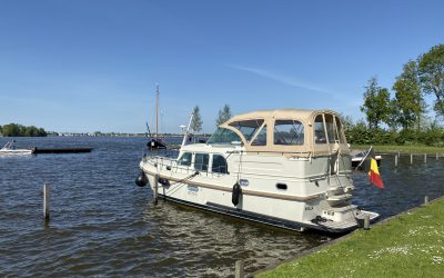 Linssen-Grand-Sturdy // Dutch Yacht Rentals