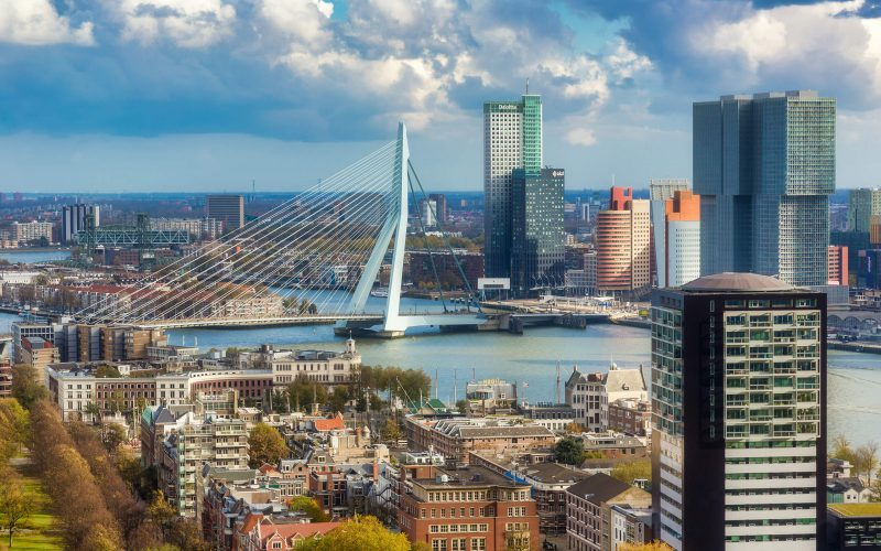 Rotterdam overview
